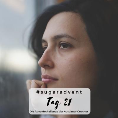 zuckerfrei ernähren - nachdenken