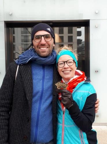 LULTRAS - Podcast Folge 6 - Christine Behrens Frankfurt Marathon