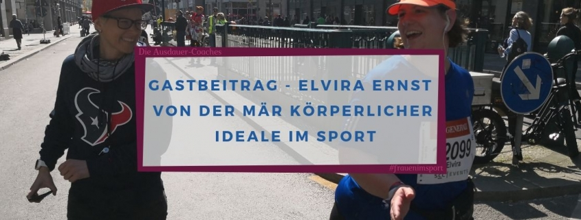 Gastbeitrag - Elvira Ernst - #frauenimsport