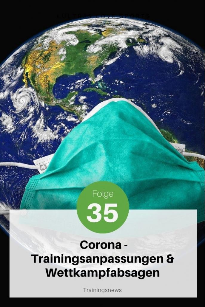 Richtig Trainieren im Zeichen von Corona