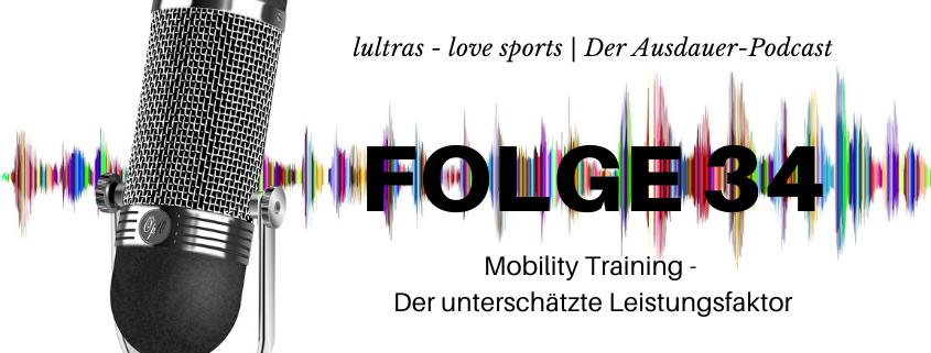 Folge 34 // LULTRAS love sports // Der Ausdauerpodcast mit Hannah und Carsten