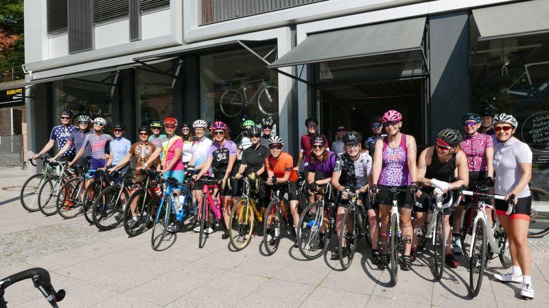 Frauen Rennradgruppe Berlin