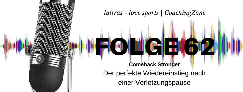 LULTRAS - love sports - Der Ausdauer-Podcast mit Hannah und Carsten - Folge 62