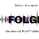 LULTRAS - love sports - Der Ausdauer-Podcast mit Hannah und Carsten - Folge 63
