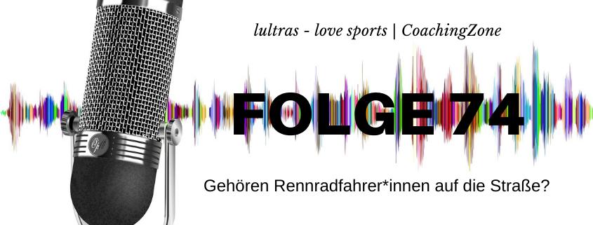 LULTRAS - love sports - Der Ausdauer-Podcast mit Hannah und Carsten - Folge 74