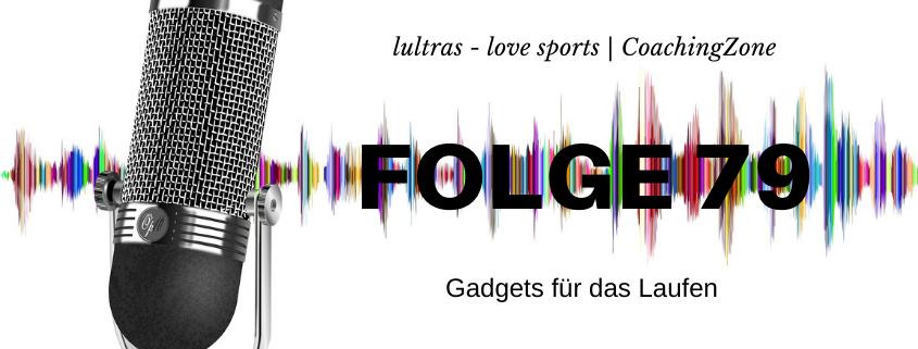 LULTRAS - love sports - Der Ausdauer-Podcast mit Hannah und Carsten - Folge 79