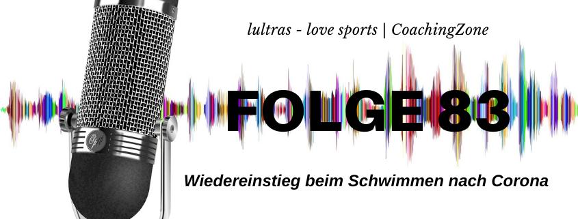 LULTRAS - love sports - Der Ausdauer-Podcast mit Hannah und Carsten - Folge 83